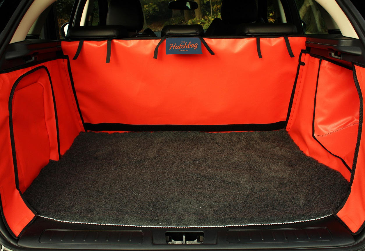 Skoda accessories - Hatchbed Mat
