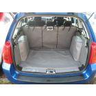 grijze kofferbak bescherming voor Peugeot 308 SW bouwjaar 2008-2014 met gesplitste achterbank
