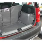 Skoda Yeti  2009-2017 Boot Liner  - Sill flaps removed