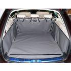 grijze kofferbak bescherming voor Skoda Superb Combi bouwjaar 2010-2015  - FRSD - Verhoogde Vloer