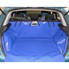 blauwe kofferbak bescherming voor Mistubishi ASX bouwjaar 2010-2012