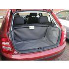 Grijze kofferbak beschermhoes voor Skoda Fabia Hatchback bouwjaar 2000-2007