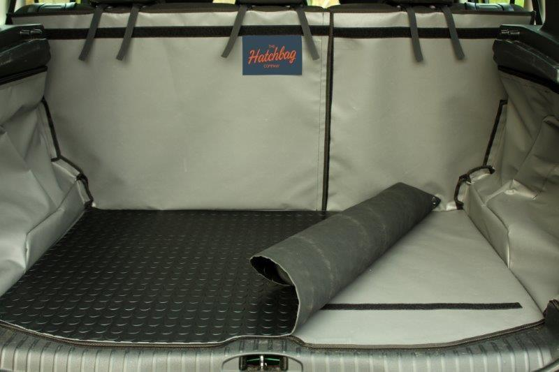 Kofferraummatten - Gummimatte