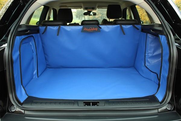 Blauwe Kofferbak Bescherming