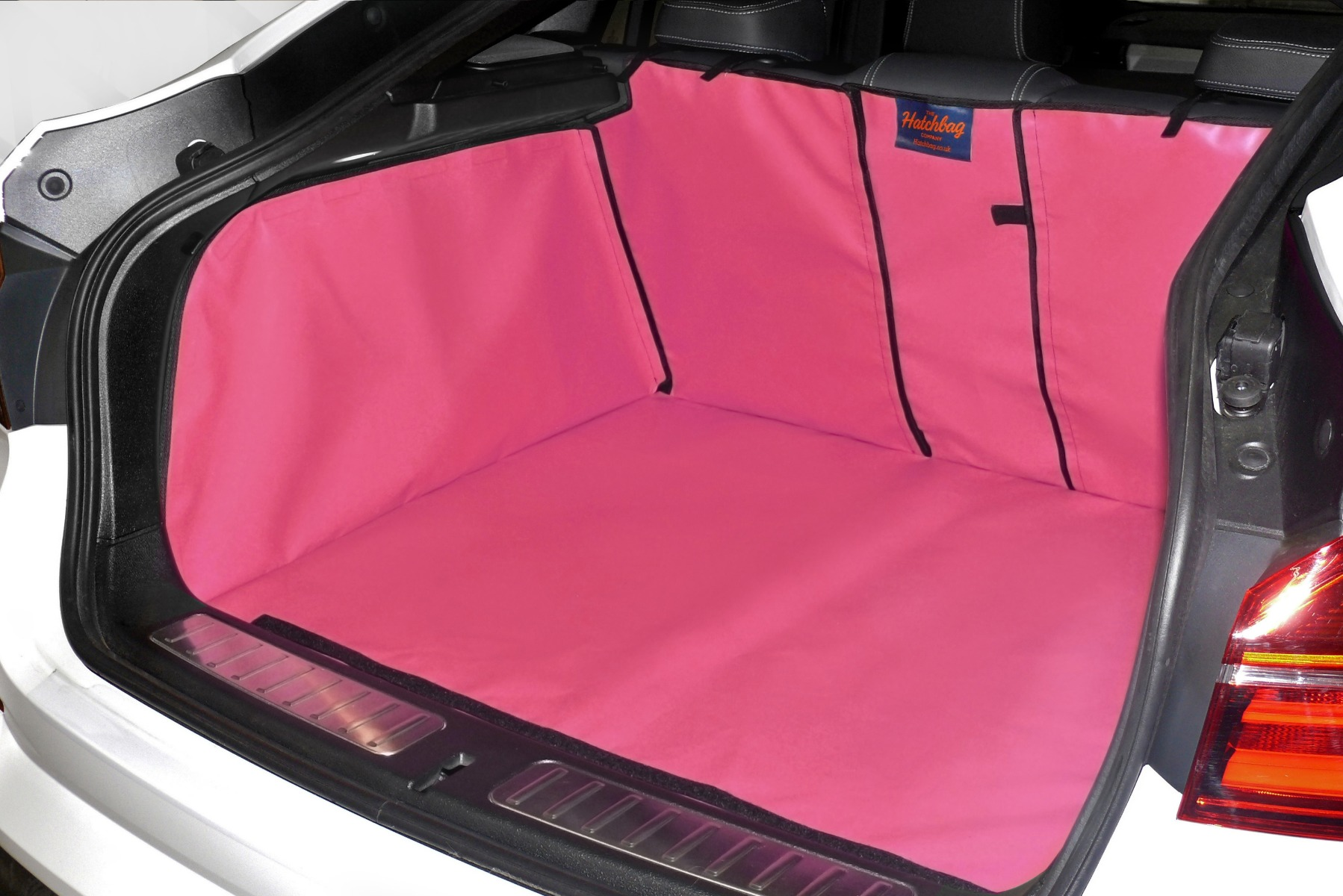 Hatchbag boot liner in pink