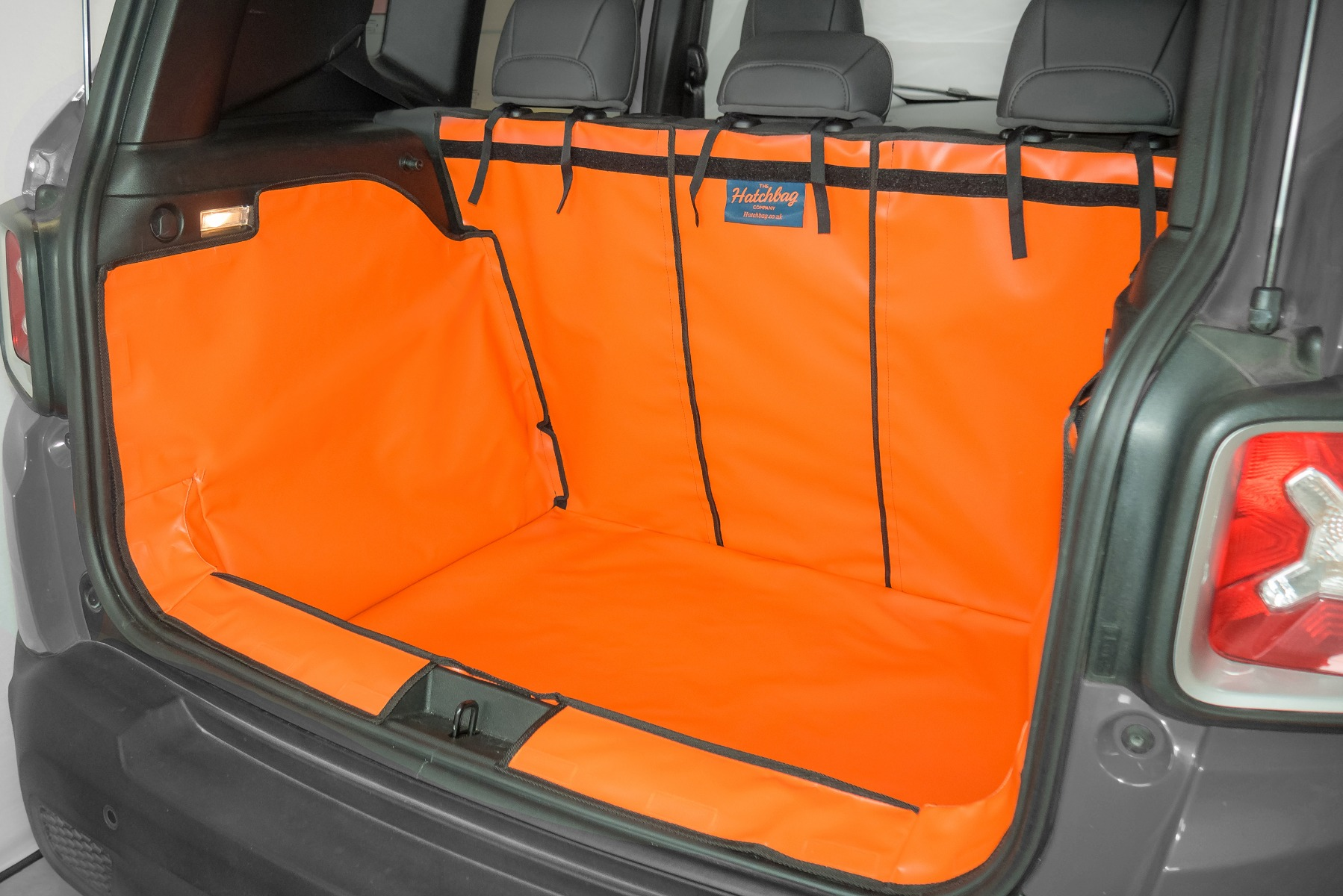 Hatchbag boot liner in orange