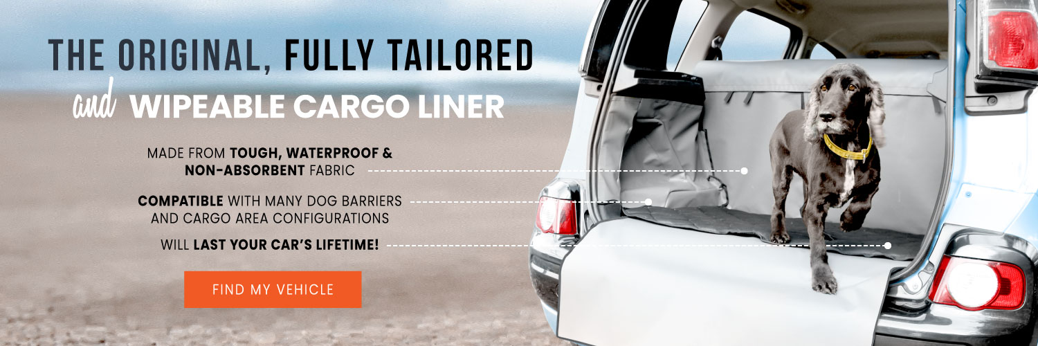 The original, fully tailored and wipeable cargoliner!